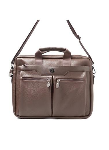 TH Bags Laptop /Evrak Çantası Kahve